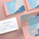 Healthy Sweets Business Card
