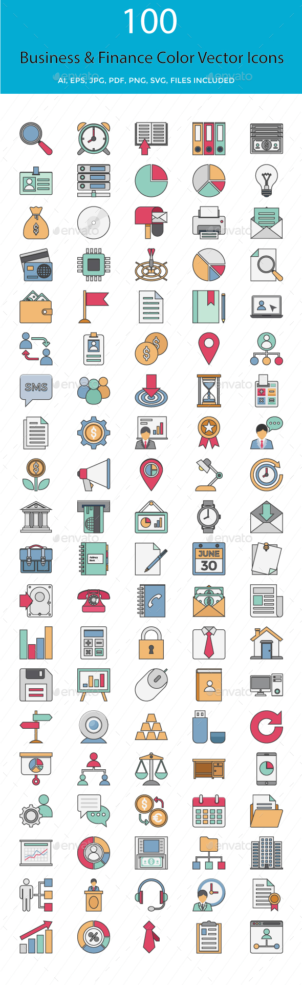 Business Vector Icons - Business Icons