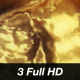 Hot and Melting Gold Backdrops - 3 Pack - VideoHive Item for Sale