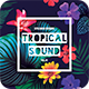 Tropical Sound CD Cover Artwork