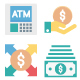 100+ Business and Finance Color Vector icon pack