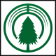 Pine Tree Wood Logo