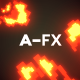 Awesome FX Pack 9: Pixel Fire - VideoHive Item for Sale