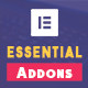 Essential Addons for Elementor - CodeCanyon Item for Sale