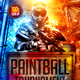 Paintball Flyer - GraphicRiver Item for Sale