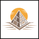 Ancient Pyramid Logo