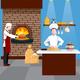 Cooking People Flyer