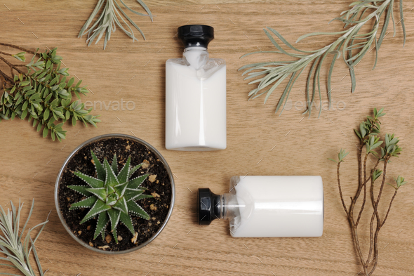 skin care products - Stock Photo - Images