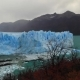 Glacier Perito Moreno National Park in Autumn in Argentina, Patagonia - VideoHive Item for Sale