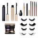 Realistic False Lashes Cosmetics Set
