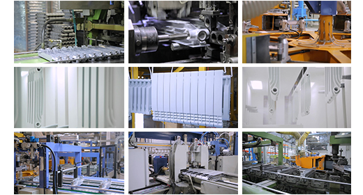 Manufacture Of Radiators