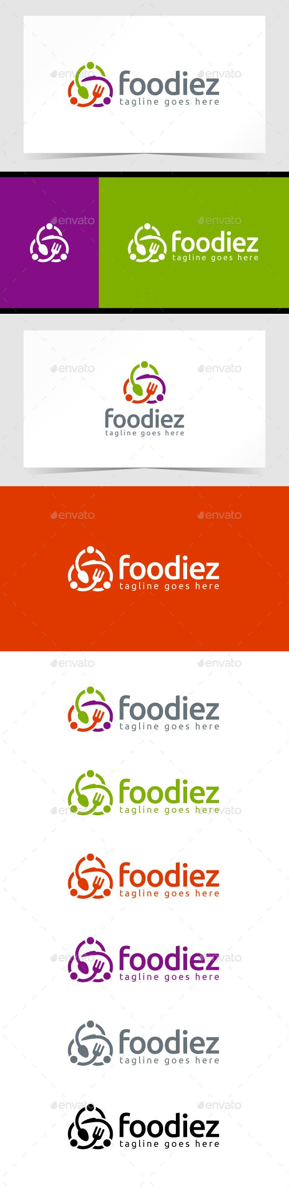 Food Logo Template - Food Logo Templates