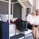 Senior Couple Arriving At Summer Vacation Rental - PhotoDune Item for Sale