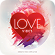 Love Vibes CD Cover Artwork - GraphicRiver Item for Sale