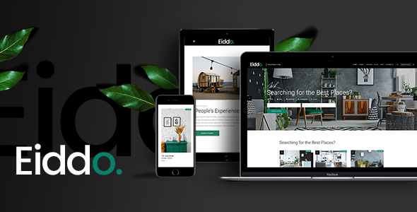 Eiddo - Real Estate Agency and Realtor Theme