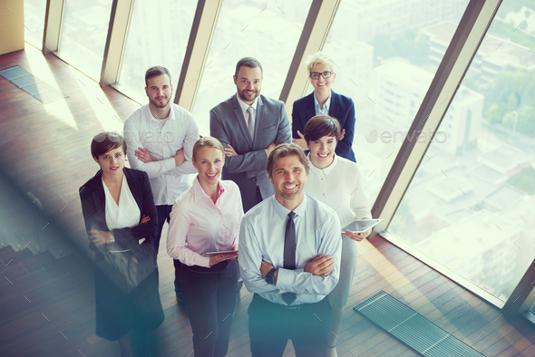 diverse business people group - Stock Photo - Images