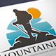 Mountain Walk Logo Design