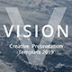 Vision Creative - Model Powerpoint Template - GraphicRiver Item for Sale