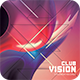 Club Vision CD Cover Artwork - GraphicRiver Item for Sale