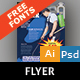 Pest Control Service Flyer Design - GraphicRiver Item for Sale