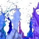 Paints Dance - VideoHive Item for Sale