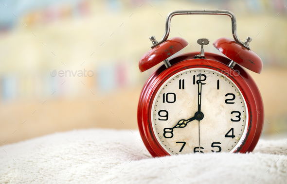 Good morning, wake up, awakening concept - Stock Photo - Images