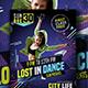 Dance Flyer - GraphicRiver Item for Sale