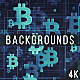 Bitcoins Backgrounds - VideoHive Item for Sale