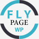 FlyPage - Minimalist Landing Page WordPress Theme - ThemeForest Item for Sale