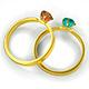 Rings 01 - 3DOcean Item for Sale