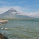 Mount Mayon Volcano in the Province of Bicol, Philippines. - VideoHive Item for Sale
