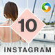 Instagram Template - GraphicRiver Item for Sale