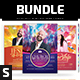 Church Flyer Bundle Vol. 53 - GraphicRiver Item for Sale
