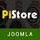 PiStore - Multipurpose eCommerce VirtueMart Template - ThemeForest Item for Sale