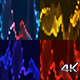 Glowing Particles Background ( Pack of 5) - VideoHive Item for Sale