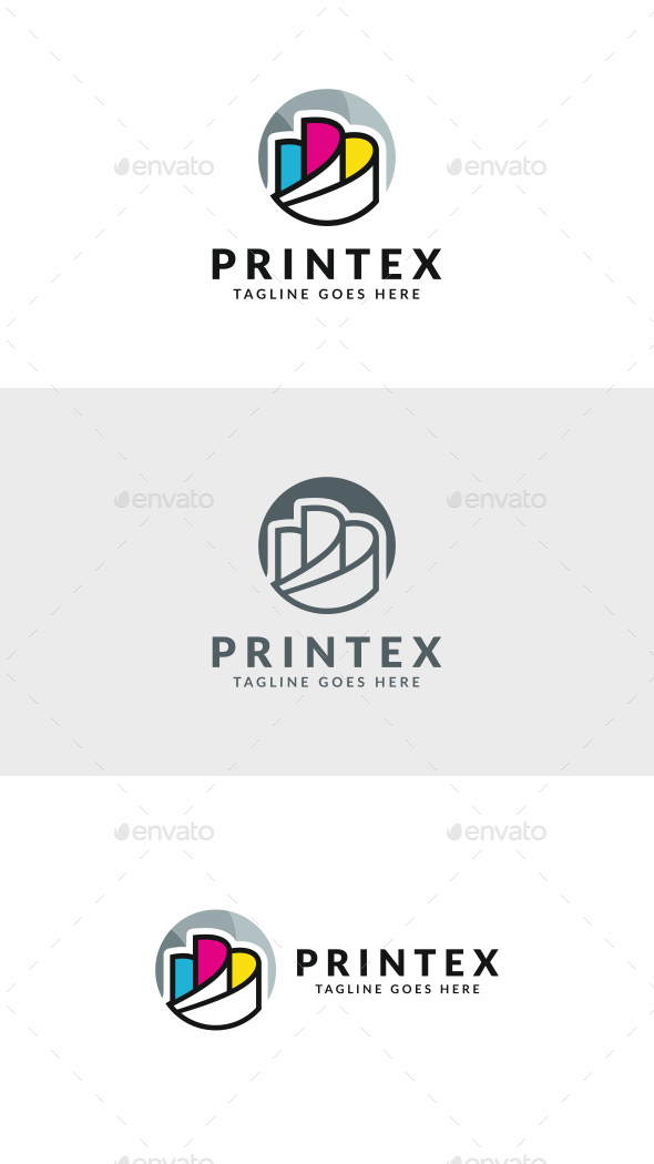 Print Studio - Abstract Logo Templates
