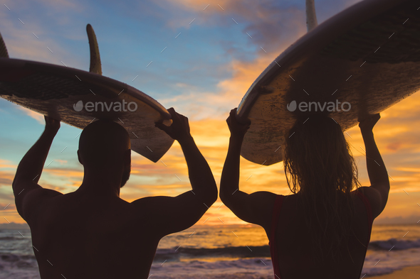 Couple on vacation - Stock Photo - Images