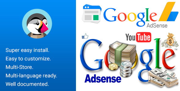 Integration Google AdSense
