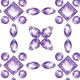 Shiny Violet Amethyst Patterns - GraphicRiver Item for Sale