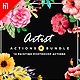 Artist Actions Bundle - 10 Painting Photoshop Actions - GraphicRiver Item for Sale