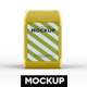 Oil Container Mockup - GraphicRiver Item for Sale