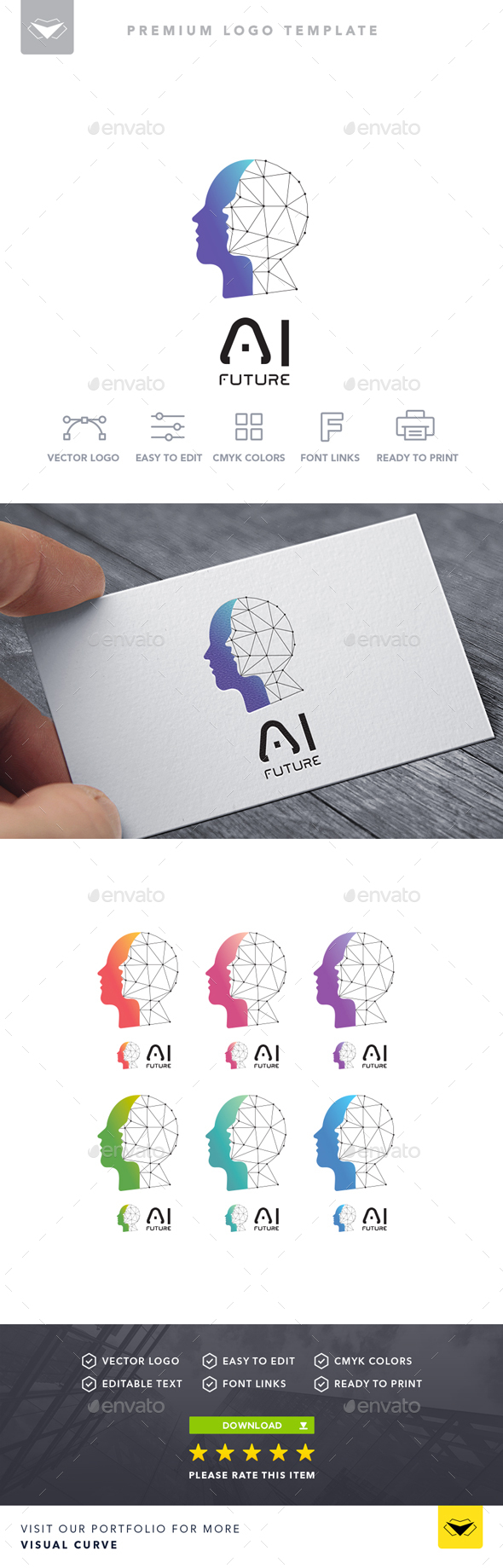 AI Logo - Logo Templates