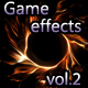 Game Effects Sprites Vol 2 - GraphicRiver Item for Sale