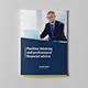Brochure – Finance and Business 4-Fold A5
