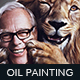 Premium Oil Painting - GraphicRiver Item for Sale
