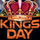 King's Day / Koningsdag Party Flyer - GraphicRiver Item for Sale