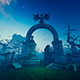 Old Cemetery - VideoHive Item for Sale