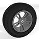 Standard wheel tire