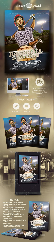 Baseball Saturdays - Sports Events