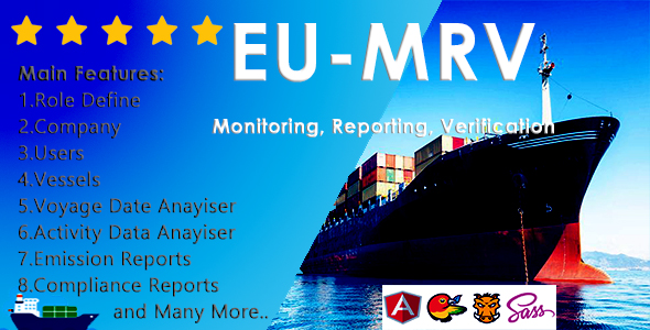 EU - MRV Regulatory Complete Solution - CodeCanyon Item for Sale